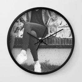 REST Wall Clock