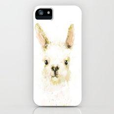 Digital Llama Slim Case iPhone (5, 5s)