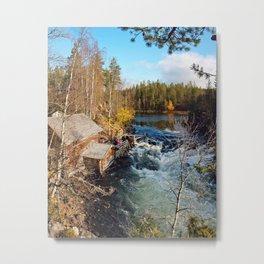 Suomi Metal Print
