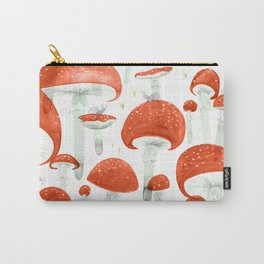 Mycelium Fruiting Bodies by Friztin © 2017 Carry-All Pouch