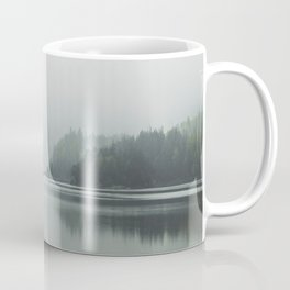 Fog - Landscape Photography Coffee Mug