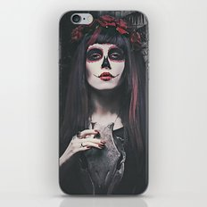 Catrina Day of the Dead iPhone & iPod Skin