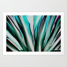 Under Flora #1 Art Print