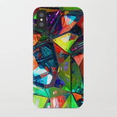Jagged Little Morning iPhone X Slim Case