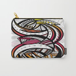 Tribal S  Carry-All Pouch