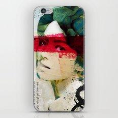 Saigon Sally iPhone & iPod Skin