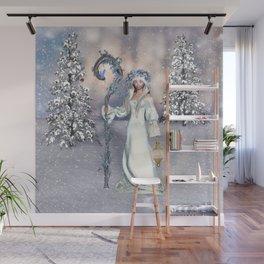 Awakening Winter Wall Mural