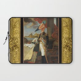 Framed Tyrant Tupuxuara Laptop Sleeve