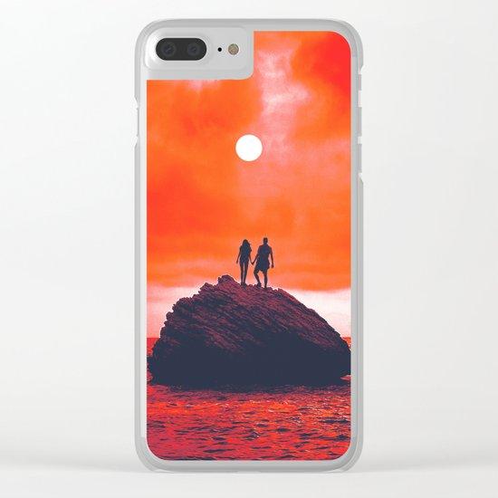 Sunn Clear iPhone Case