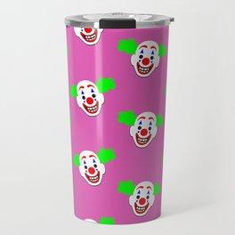 Clowns Revolution Travel Mug