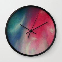 New Beginnings Wall Clock