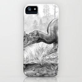 Baryonyx iPhone Case