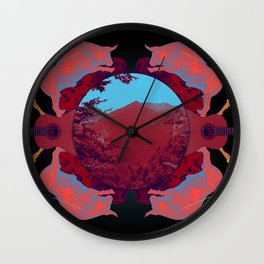 corrida Wall Clock