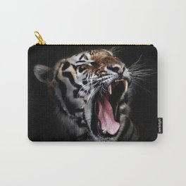 Bengal Tiger Roar Carry-All Pouch