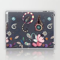 camtric fantasy pattern Laptop & iPad Skin