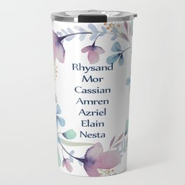 The High Lady's Litany Travel Mug