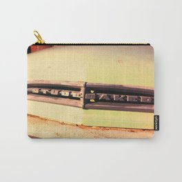 MINT + RUST Carry-All Pouch