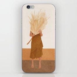Dried Leaf iPhone Skin