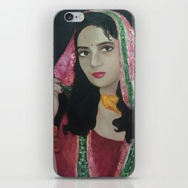 Pakistani Bride iPhone Skin