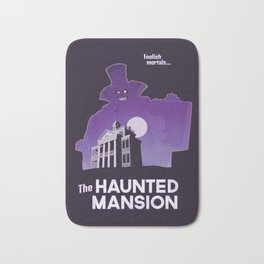 Hatbox Ghost - Land Bath Mat