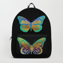 Pop Art Butterflies Backpack