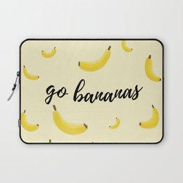 Go Bananas Laptop Sleeve
