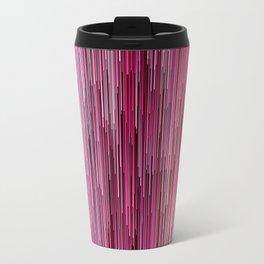 Planet Pixel Cotton Candy Pink Travel Mug