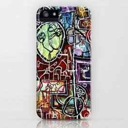 Grounded Flight iPhone Case