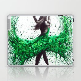 An Emerald Love Laptop & iPad Skin