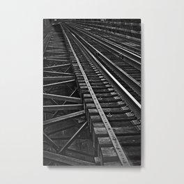 Homeward Bound Metal Print