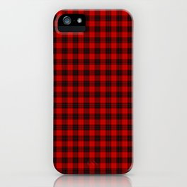 Wemyss Tartan iPhone Case