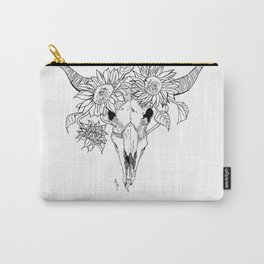 budding life Carry-All Pouch