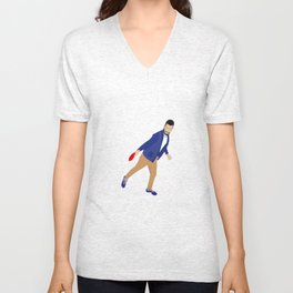 The Drive By Unisex V-Neck