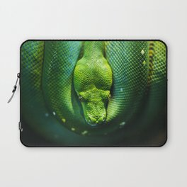 Emerald Tree Boa Laptop Sleeve