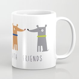 Having fun with Friends Coffee Mug