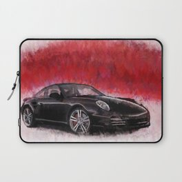 Porsche 911 Turbo Laptop Sleeve