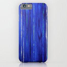 Aqua 1 iPhone Case