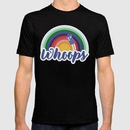 Retro Whoops T-shirt
