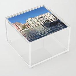 Painted reflections Acrylic Box