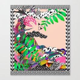 Tedders <3 Canvas Print