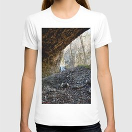 Alone in Secret Hollow with the Caves, Cascades, Critters, No. 14 of 21 T-shirt