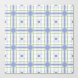 AFE Tartan Pattern3 Canvas Print