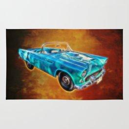 Ford Thunderbird Rug