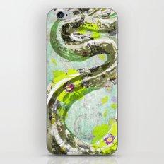 Garden Snake Commons iPhone & iPod Skin