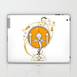 A Legend of Sand Laptop & iPad Skin