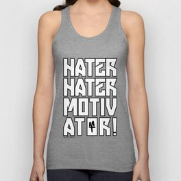 Hater Unisex Tank Top