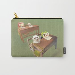 Hit the book! Carry-All Pouch