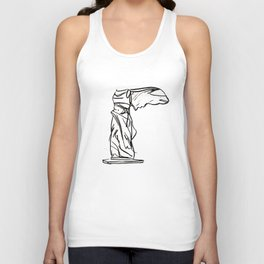 winged victory Unisex Tank Top