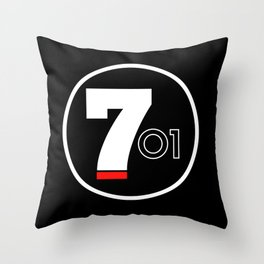 701 - El Chapo Throw Pillow