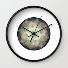 Devil in disguise Wall Clock